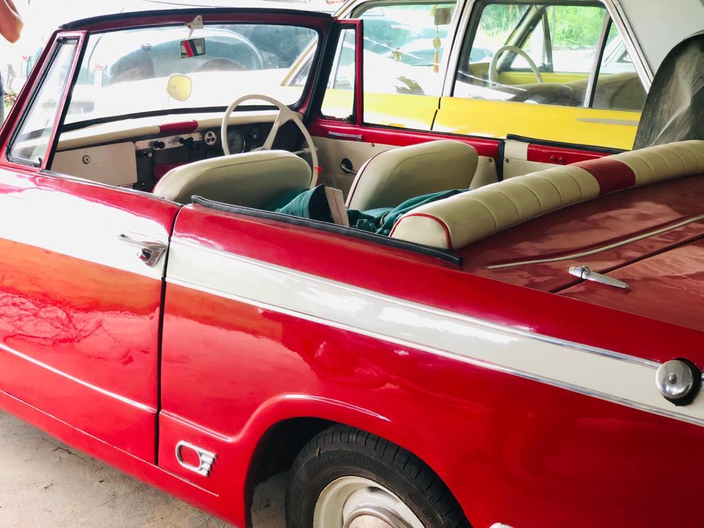 vintage car rental in udaipur